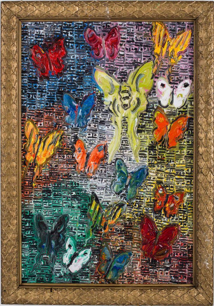 Pin by yimoart studio on hunt slonem Painting, Art, Decor