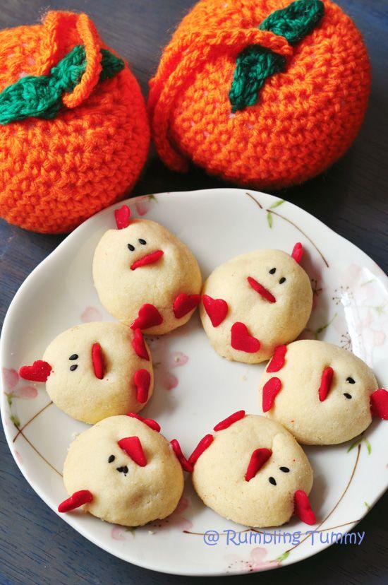 Horlicks Chicken Cookies