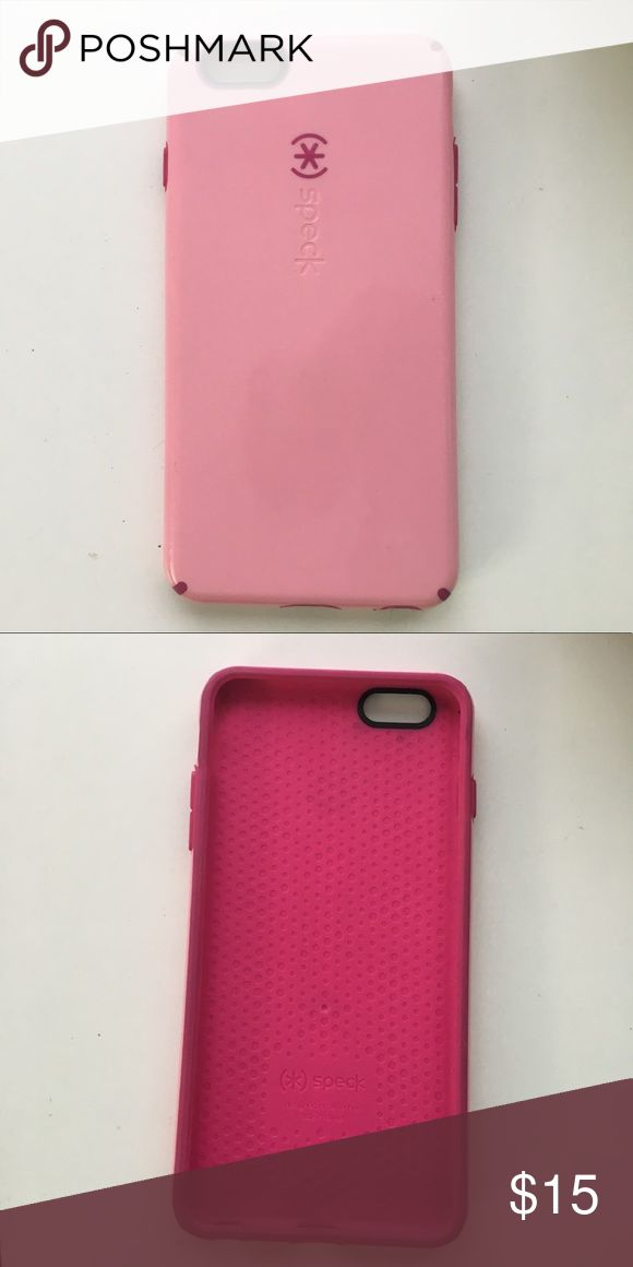 Speck iPhone 6s Plus Case •Pink color Accessories Phone Cases