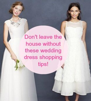 Repinned: Wedding Dress Shopping: 7 tips you need to know.