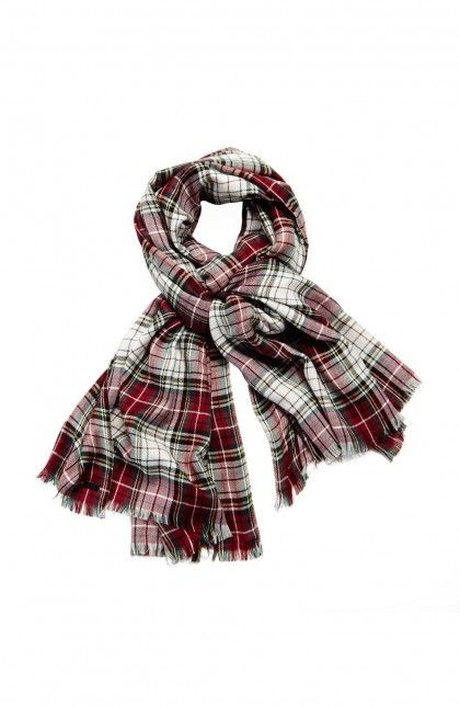 11 Must-Have Plaid Scarves | theglitterguide.com