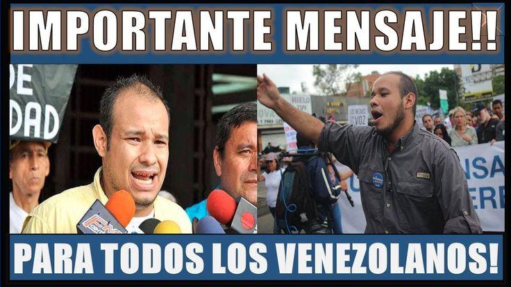 ULTIMA HORA!VENEZUELA 25 FEBRERO 2018||IMPORTANTE MENSAJE PARA TODOS LOS VENEZOLANOS!!
