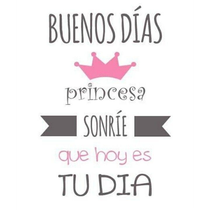 Buenos y dulces dias! Feliz viernes princesas