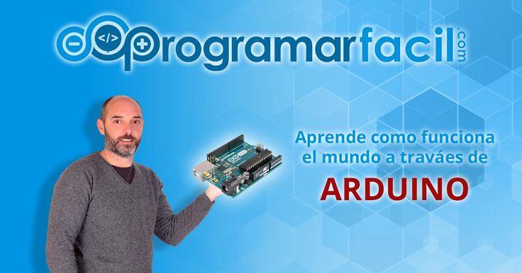 Aprende a programar con Arduino. Accede a los tutoriales, vídeos y artículos que te ayudarán a despegar tus proyectos con Arduino.