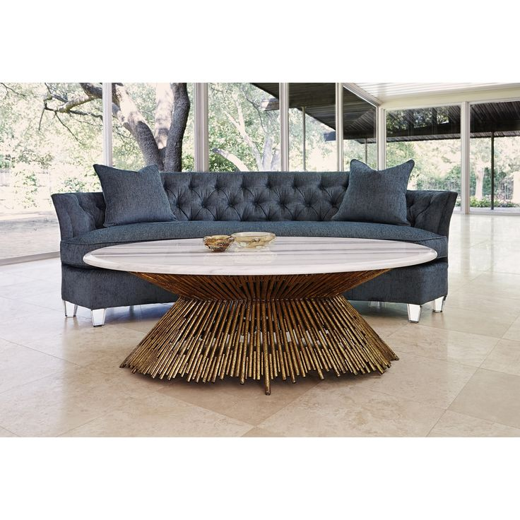Santiago Modern Burnished Brass Drum Coffee Table: 1000+ Images About Coffee Table On Pinterest