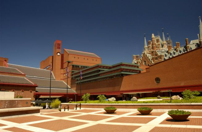 Sir John Ritblat Gallery, British Library (15 Must-See Literary Sights in London | Fodors)