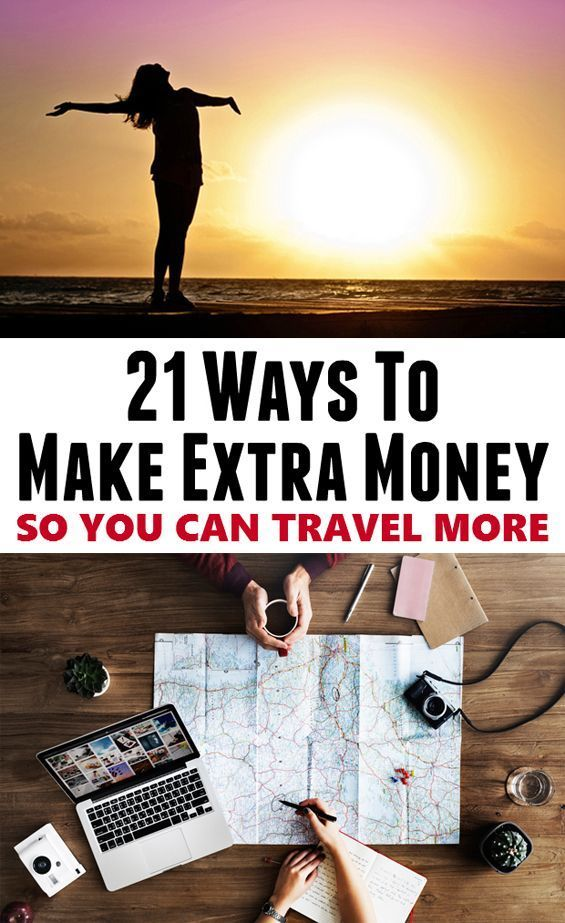 There are many ways to make extra money to bolster your travel fund. Here is how to make extra money so that you can start making your travel dreams come true today!