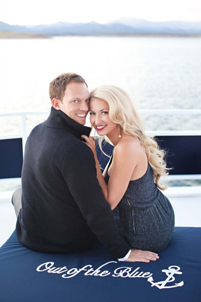 nautical cocktail party // couples photo at sea #love #photography