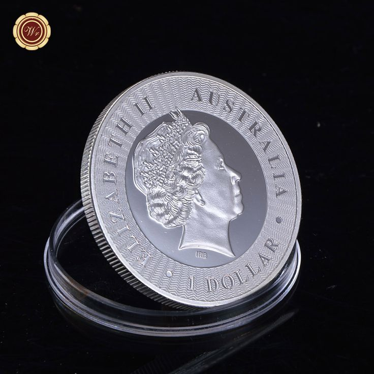 >> Click to Buy << 2016 Australia ELIZABETH II 1 Dollars Coin  Australian Kangaroo 1 OZ 9999 Silver Coin Worth Collection #Affiliate