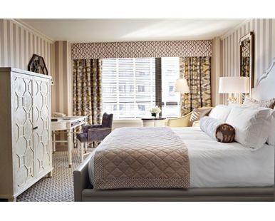 The Madison Washington DC, a Hilton Hotel - Suite, Side View | DC 20005