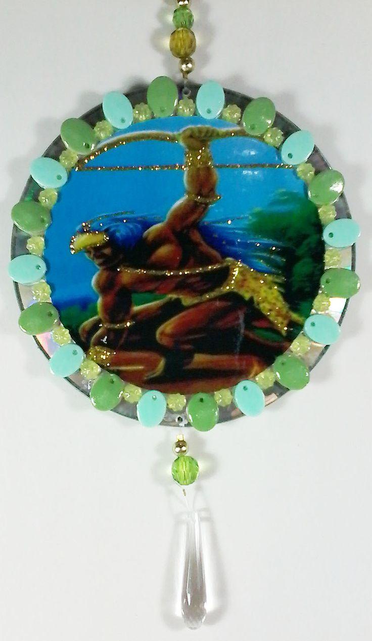 Mandala Oxóssi 1