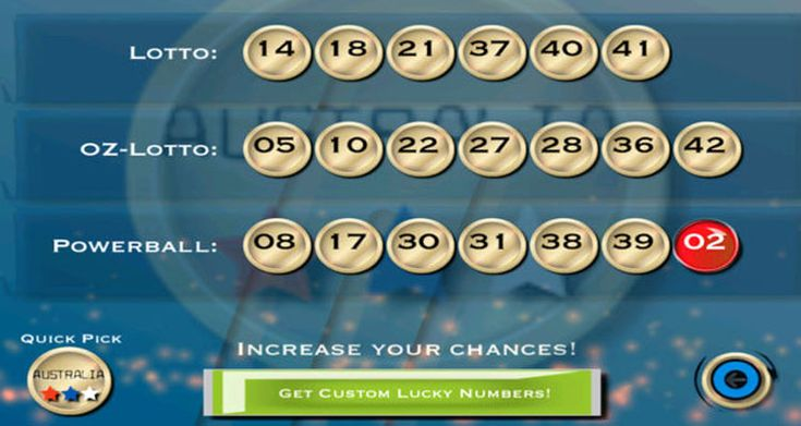 How to play Saturday lottery in Australia by using spells and win