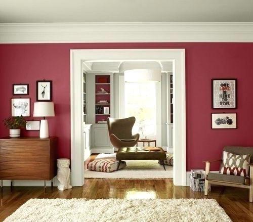 schlafzimmer farben rot   Deko Ideen #schlafzimmer ideen ...