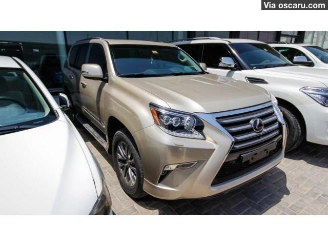 Used Lexus GX 460 for sale Gold 2014 model
