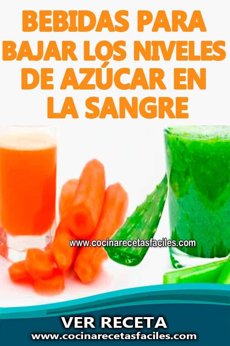 Bebidas Para Bajar Los Niveles De Azúcar En La Sangre En 2020 Recetas De Bebidas Frutas Y Vegetales Recetas Para Diabeticos
