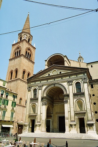 :) Mantua: Basilica di Sant'Andrea - Alberti