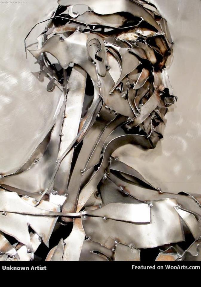 It's by a Canadian artist named Joel Sullivan: http://joelsullivan.com/home.php