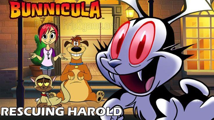 Bunnicula: Bunnicula in Rescuing Harold | Boomerang Games