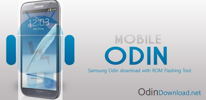 Samsung Odin download for ROM Flashing