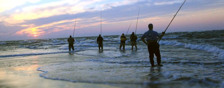 The Outer Banks is a sport fisherman's paradise. Take your shot at brackish fishing, fly fishing, surf and pier fishing, and more!