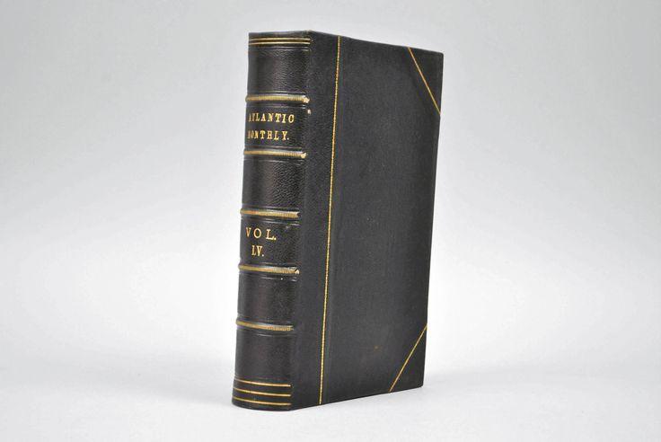 Atlantic Monthly Magazine Jan-Jun 1885