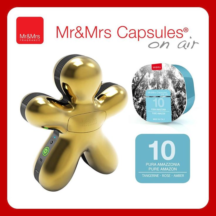 Capsules on Air® #10 Pure Amazon