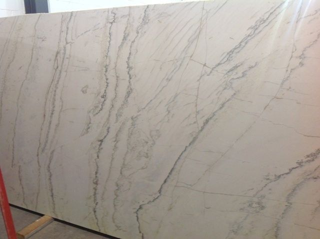 Calacatta Quartzite  QUARTZITE Exotic and Rare Natural Stone for Kitchen Countertops and