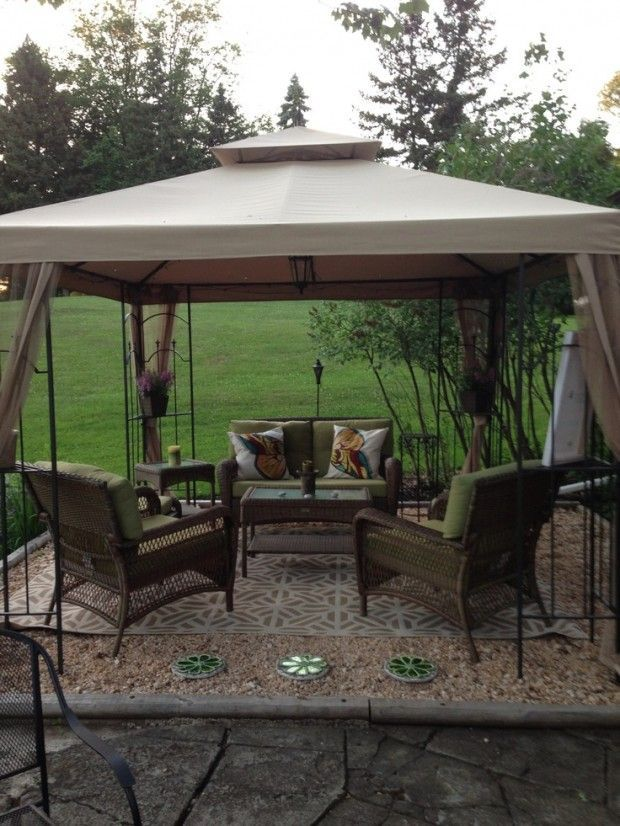 Attractive 23 Interesting Gazebo Ideas For Your Garden | Style Motivation