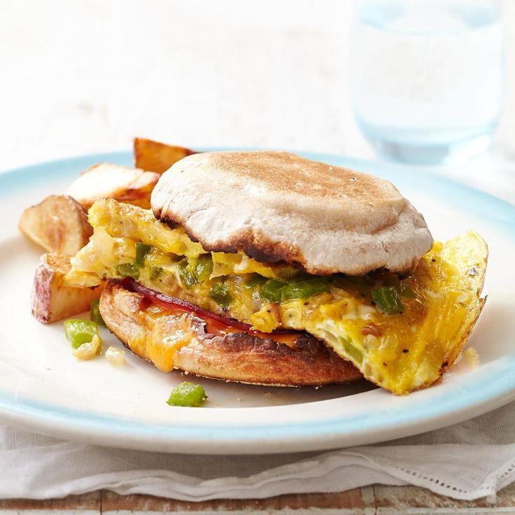 Denver Sandwich: 594 Best Healthy Breakfast Recipes Images On Pinterest