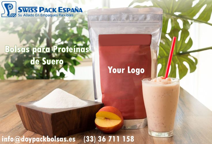 #WheyProtein #Bags ( Bolsas para #Proteínas de Suero ) are made according to the demand, the product will be stored in bags or characteristics that the customer requires. Our bags whey protein cares the characteristics and attributes of their protein powder.  More Information Visit at http://www.doypackbolsas.es/bolsas-para-proteinas-de-suero/