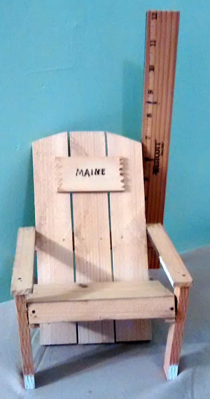 17 Best Ideas About Wooden Adirondack Chairs On Pinterest