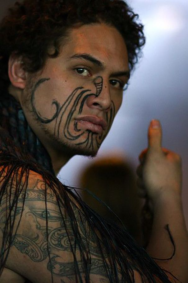 Maori Warrior Tattoos: 27 Best Maori Tattoo Designs For Men Images On Pinterest