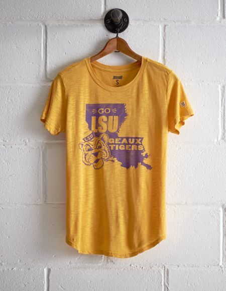 Tailgate Women's LSU Tiger T-Shirt