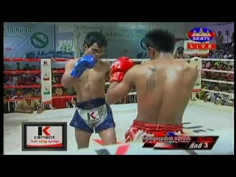 ប្រដាល់ខ្មែរនិងថៃថ្ងៃនេះ [Boxing today] | Boxing Khmer Vs Thai | New Box...