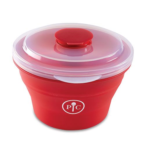 Microwave Popcorn Maker - Shop | Pampered Chef US Site Shop now or join my team @ www.pamperedchef.biz/jmenting, join me on Facebook for more recipes, tips and ideas: https://www.facebook.com/JenniferMentingsPamperedChefPage/. Contact me to get some FREE.