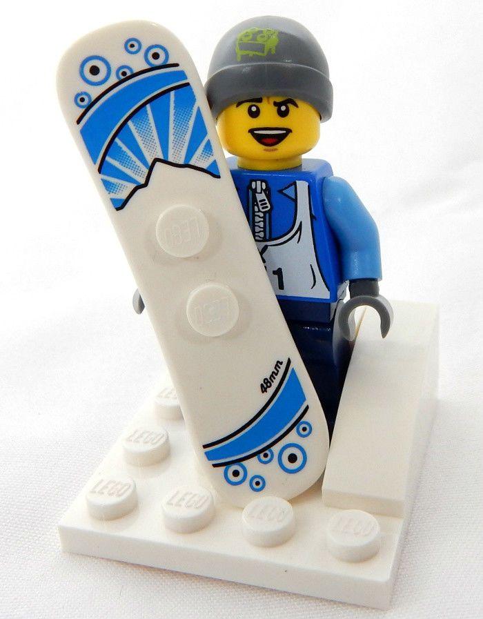 Lego Snowboard NEW!!!