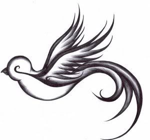 Sparrow ... The tattoo I'm going to be getting (Minus a small addition)