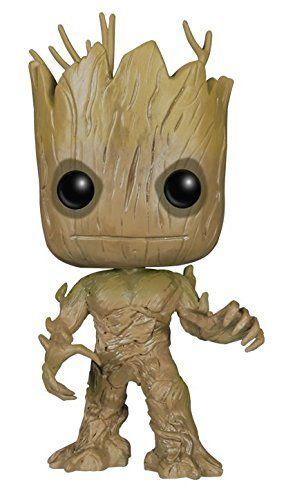Funko POP Marvel: Guardians of The Galaxy - Groot Vinyl B...