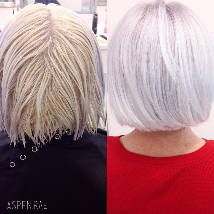 Pre lightened to a pale yellow (She had used shimmer lights that left a blue/purple build up on her ends) cleansed the build up out of the ends, then toned. FORMULA | REDKEN Shades EQ gloss 1 oz 9V 1oz 9T 1oz 9G Splash of 9B Drop of 1B equal parts clear and processing solution. Apply to new growth, process for 20 minutes, then comb through and saturate ends for 5 minutes.