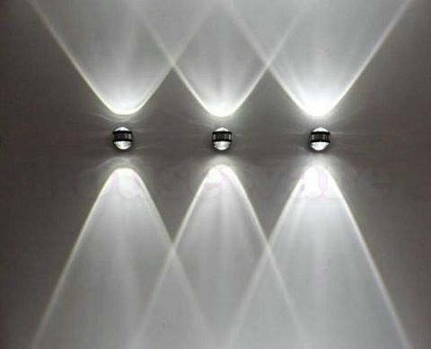 Modern Minimalist LED Wall Lamp