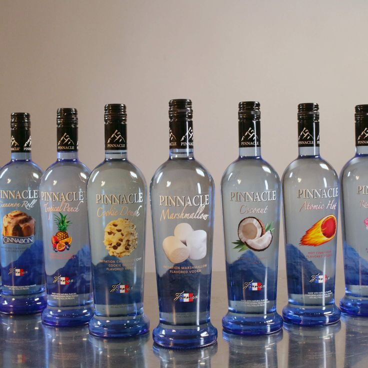 Power Rank: 9 Pinnacle flavored vodkas, from cookie dough to marshmal ...