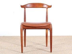 Chaise danoise en teck