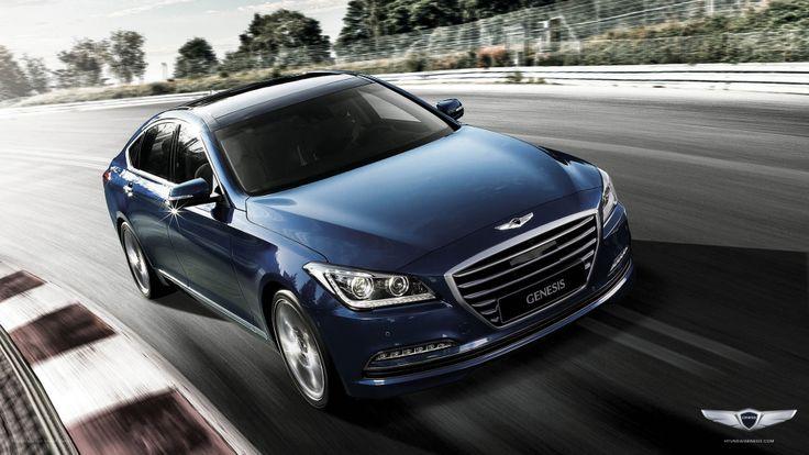 Pinterest @YajixA Hyundai Genesis 2015