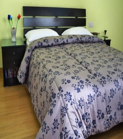 MeSleep Duvet Printed  Duvet-Grey  Offer Price Rs.2999/-