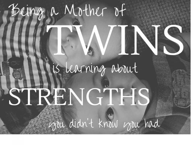 Twin pregnancy journey and parenting identical twins.