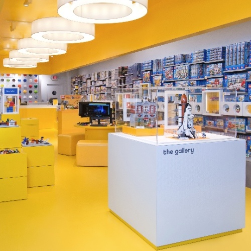 Lego Store...one Of My Sonu0027s Favorite Stores