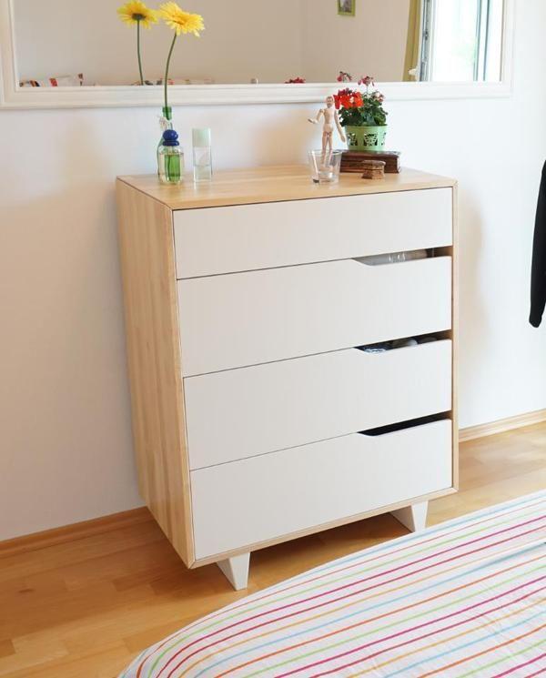 Ikea Mandal Kommode Gebraucht