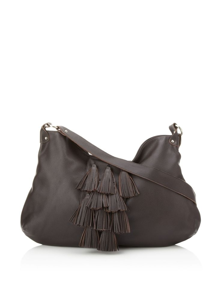 Olivia Leather Cross-Body