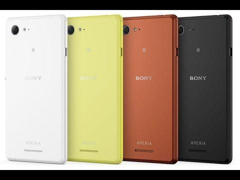 Looks that never get old The Xperia™ E3 dual makes a style statement right out of the box. Sharing the same design as Sony's new flagship phones, the Xperia™ E3 dual is a smartphone you can be happy to hold.