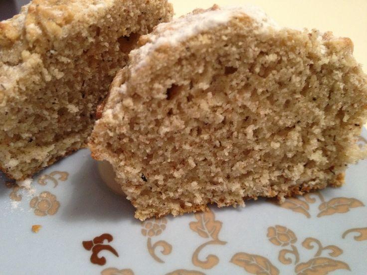 Dal ricettario di Roberta: Plumcake alla ricotta e al grano saraceno di Elisa...